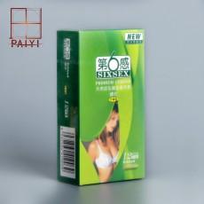 【计生用品】第六感超薄螺纹12只装避孕套