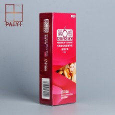 【计生用品】第六感超薄平滑24只装避孕套