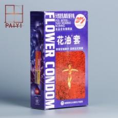 【计生用品】倍力乐花油套10只装避孕套