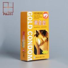 【计生用品】倍力乐黄金套10只装避孕套