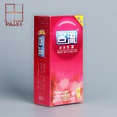 【计生用品】 名流 柔滑丝薄 10只装避孕套