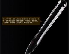 【女用器具】水晶玻璃阳具 美丽无瑕
