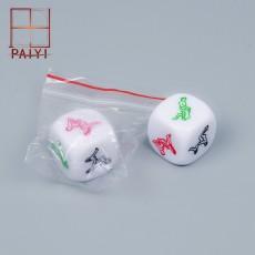 【情趣用品】白色骰子单个