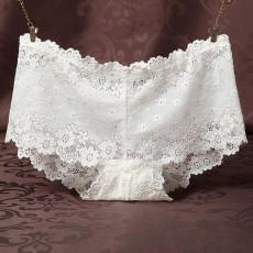 【情趣内裤】蝴蝶结低腰内裤女式情趣三角裤3001