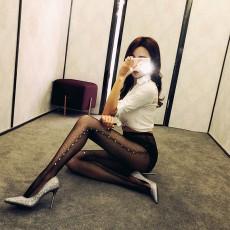 蜜恪欧美诱惑性感连体丝袜长筒烫钻裤袜镂空渔网袜情趣黑网袜8208