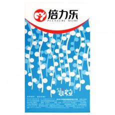 倍力乐避孕套 520颗粒10只装 计生用品