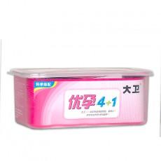 大卫优孕4+1排卵试纸30条高精度备孕测排卵期早孕测LH精准测孕验孕棒