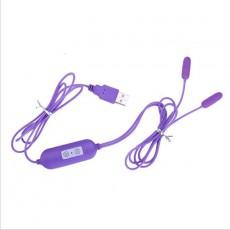 USB 20频单跳蛋磨砂防水静音直插式跳蛋超强震动力情趣女用自慰器