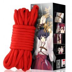 幻遇 棉麻捆绑5米10米束缚SM绳成人玩具情趣捆绑绳腰带