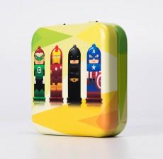 避孕套铁盒 安全套包装马口盒 迷你安全套收纳包装盒