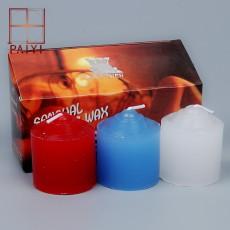 帝臣低温蜡烛 短三支蜡烛成人情趣玩具 滴蜡玩具性保健用品批发