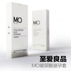 【避孕套】名流玻尿酸MO2只装9只装(白盒)