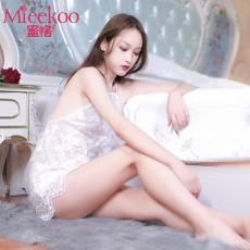 【情趣内衣】蜜恪 吊带睡裙 8068