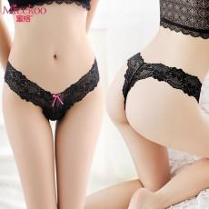 【情趣内衣】蜜恪 蕾丝性感内裤 2106