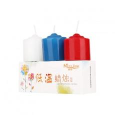 【情趣用品】谜姬低温蜡烛02型长条3只装