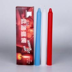 【情趣用品】帝臣蜡烛低温细长款3只装