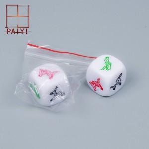 【情趣用品】白色骰子单个 情趣色子