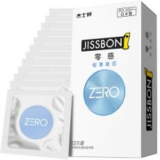 【避孕套】杰士邦ZERO零感超薄超润3/12只装
