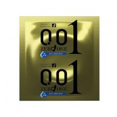 【避孕套】冈本001系列 聚氨酯 超润滑3只装6只装