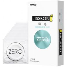【避孕套】杰士邦ZERO零感超薄沁润3/10只装