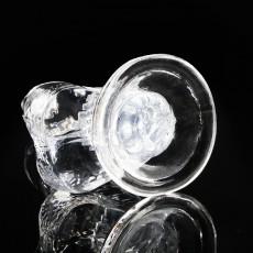 【女用器具】幻遇透明阳具冰肌玉骨