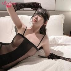 【情趣内衣】蜜恪 连体衣 6013