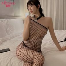 【情趣内衣】蜜恪 连体袜 6550