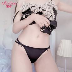 【情趣内衣】蜜恪 低腰网纱内裤2212