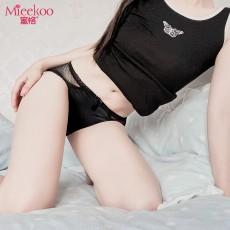 【情趣内衣】蜜恪 蕾丝网纱性感内裤2213