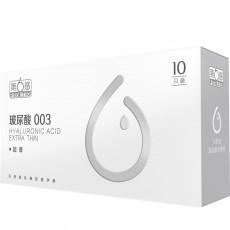 【避孕套】第六感玻尿酸套