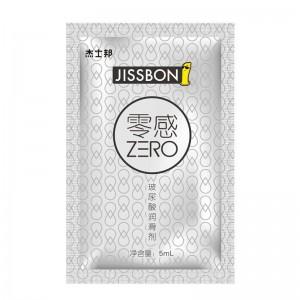 【情趣用品】杰士邦零感玻尿酸润滑剂5ml