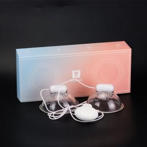 【女用器具】galaku撩乳器充电款