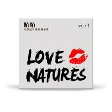 【避孕套】陌陌LOVE NATURES 1只装