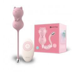 【女用器具】KISSTOY Paula趣咪咪女用震动跳蛋阴道哑铃训练器缩紧球成人用品