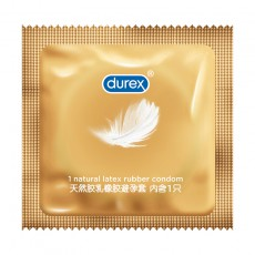 【避孕套】杜蕾斯超薄装隐feel 18只装
