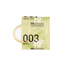 【避孕套】冈本0.03系列 黄金贴身超薄6只装